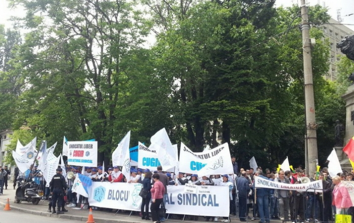 www.fsat.ro - actiuni protest BNS octombrie 2017